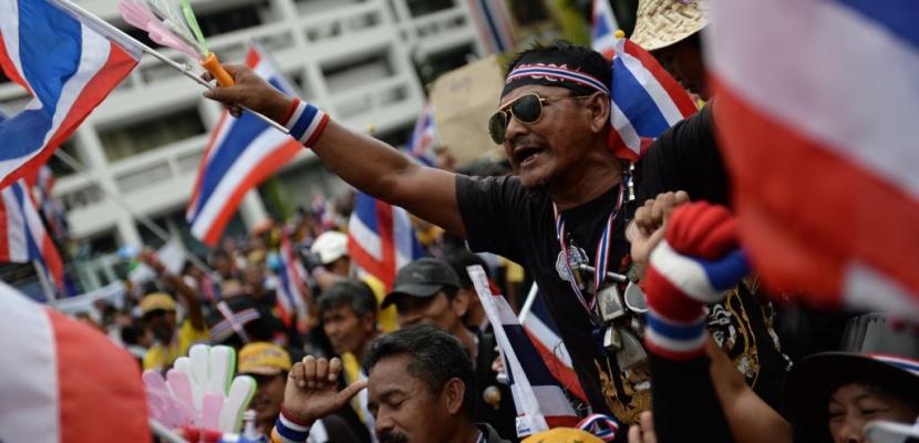 واشنطن تحث السلطات التايلاندية على التحقيق فى أعمال العنف
