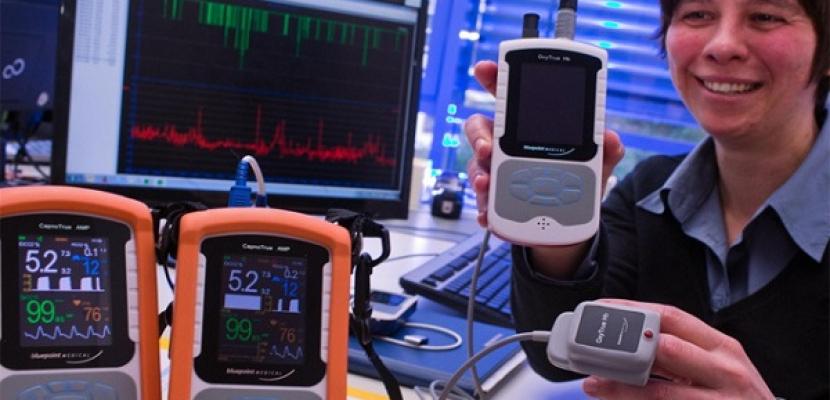 جهاز جديد لقياس نسبة السكر دون عينات دم
