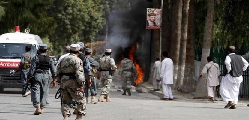 مقتل 6 جنود من الناتو في هجوم انتحاري بأفغانستان