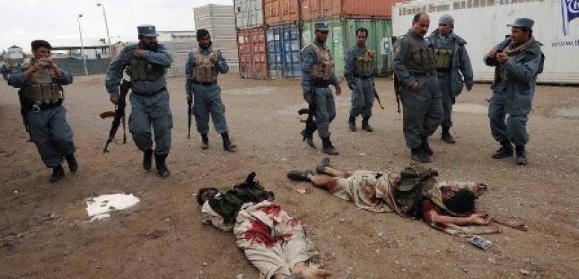 مقتل وإصابة 15 من مسلحي طالبان في هجوم غرب أفغانستان