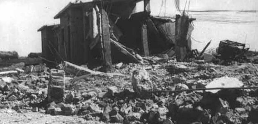 ذكرى مذبحة مدرسة بحر البقر الـ 43