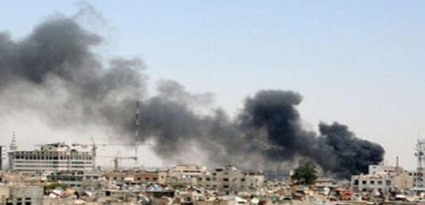 سقوط قتلى بقذائف على حلب السورية