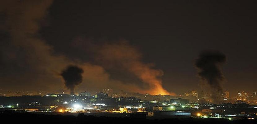 الجيش الإسرائيلي: إطلاق صاروخين من غزة على تل أبيب وسماع دوي انفجارات