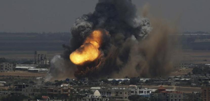 4 شهداء وعشرات المصابين في قصف الاحتلال إسرائيلي على حدود غزة