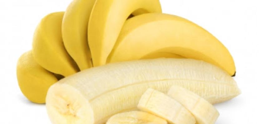 فوائد الموز تنظيم السكر والضغط بالدم