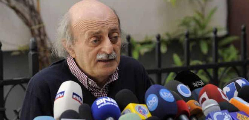 وليد جنبلاط: الحريري يبذل أقصى جهد لتشكيل الحكومة اللبنانية