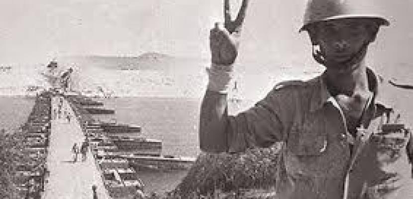 حرب 6 أكتوبر 1973 ملحمة التاريخ النيل قناة مصر الإخبارية