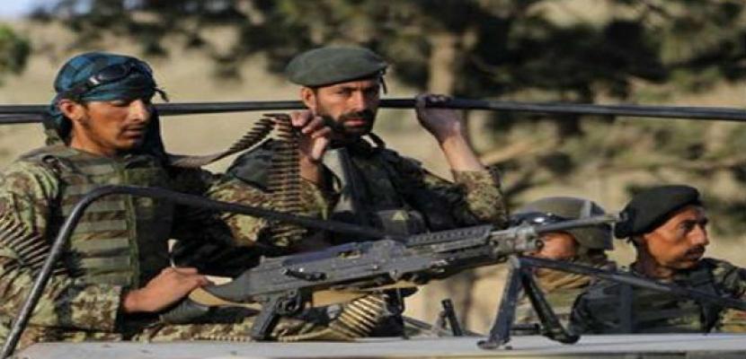 مقتل 18 مُسلحا من طالبان في عمليات منفصلة للتحالف والقوات الخاصة الأفغانية