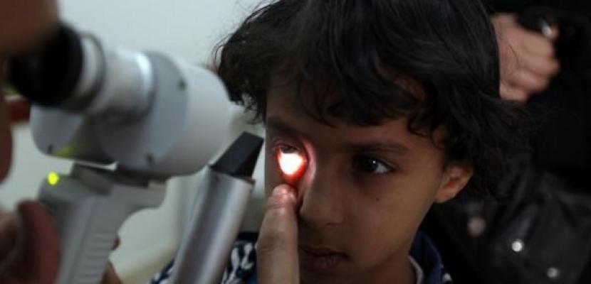 تطبيق جديد للكشف عن العلامات المبكرة لسرطان العين بين الأطفال