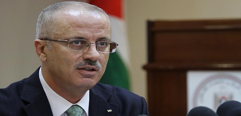 مصر تدين بأشد العبارات محاولة اغتيال رئيس الوزراء الفلسطيني