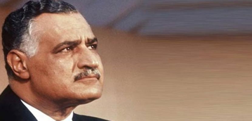 وزارة الثقافة تعد برنامجا للاحتفال بمئوية ميلاد الزعيم جمال عبد الناصر