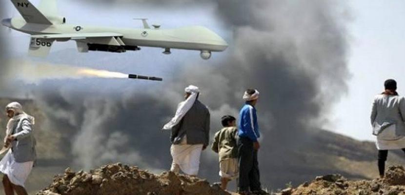 مقتل 7 من طالبان وتدمير سيارة ملغومة في غارات جوية متفرقة بأفغانستان