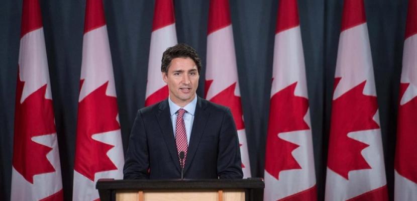 رئيس الوزراء الكندى يجرى أول تعديل وزارى على حكومته