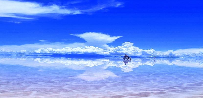 بوليفيا الساحرة .. تمشى و كأنك على السحاب