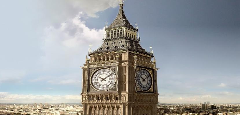 لندن تحتفل بمرور 160 عاما على قرع جرس بيج بن