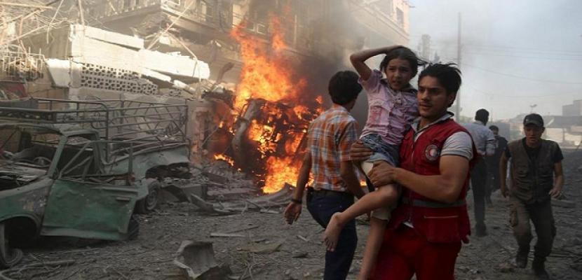 المرصد السوري : أكثر من 260 ألف قتيل منذ بداية النزاع السوري