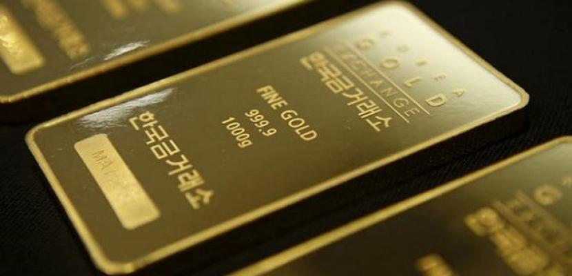 الذهب يسجل أعلى مستوى فيما يزيد عن شهر