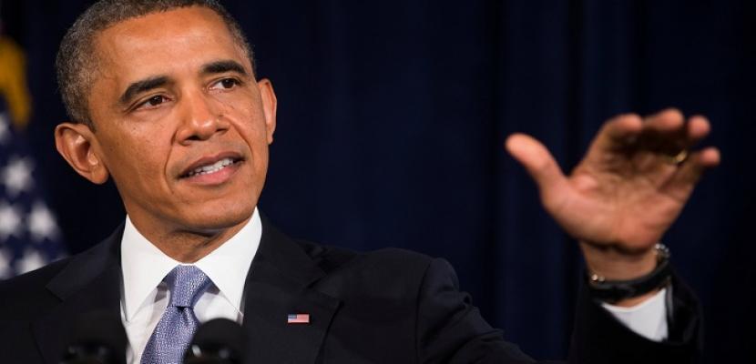 أوباما: اتفقت مع ترامب علي الانتقال السلس للسلطة