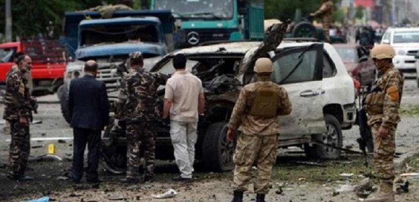 23 قتيلا وأكثر من 20 مصابا في تفجيرين متتاليين في العاصمة الأفغانية