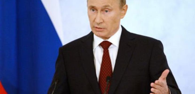 بوتين يعقد محادثات في موسكو مع قادة عدة بلدان يحضرون المباراة الافتتاحية لكأس العالم