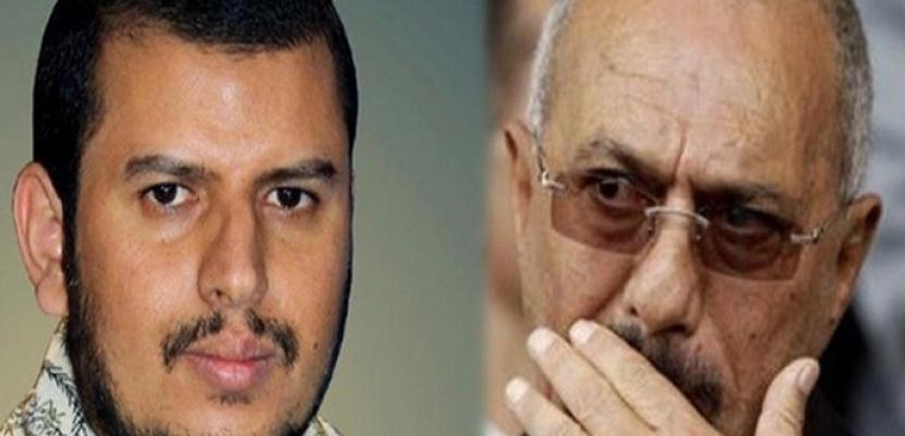 الحوثيون وصالح .. وتصدع تحالف المصالح