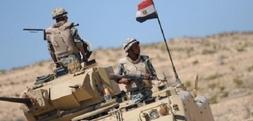 حصاد2015 :الضربات العسكرية تضعف تنظيمات سيناء الارهابية