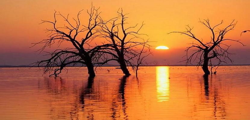صور طبيعية لأجمل صور للسماء الملونة