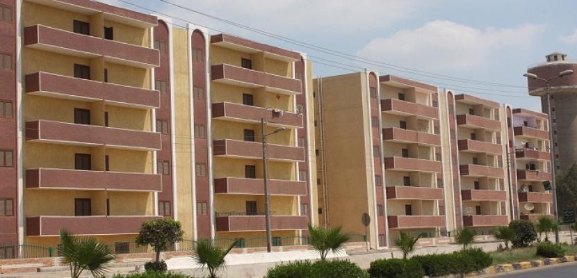 وزير الإسكان: نستهدف إنهاء نحو 19 ألف وحدة سكنية بالمنصورة الجديدة بنهاية يونيو 2020