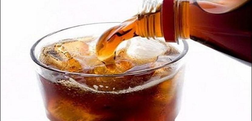 المشروبات الغازية تهدد بالإصابة بالقصور الكلوى