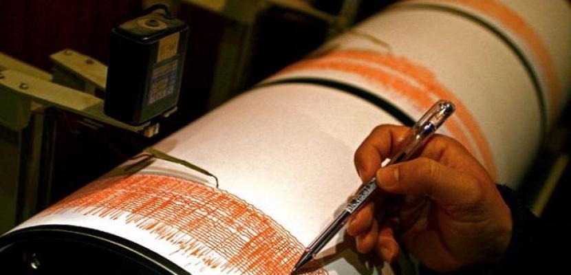 زلزال يهز جنوب شرقي الفلبين