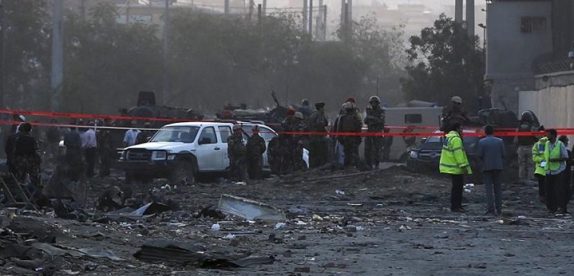 تفجيران قرب البرلمان في العاصمة الأفغانية
