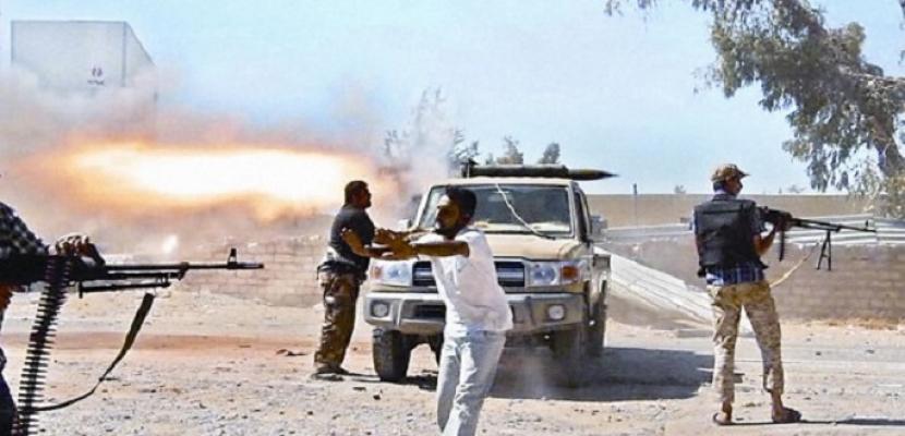 منظمة الصحة: عدد القتلى في معارك طرابلس يتجاوز المئتين