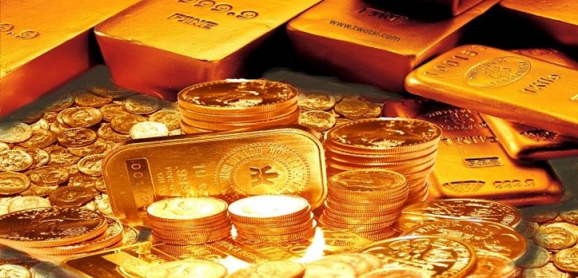 الذهب يصعد لأعلى مستوياته في حوالي أسبوعين