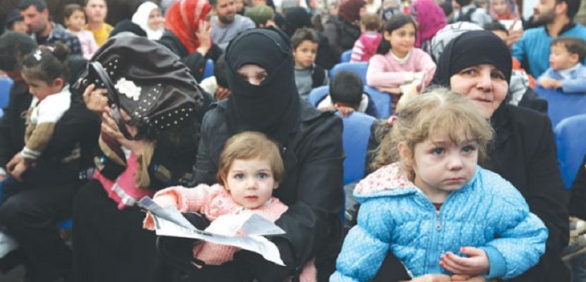 دفعات جديدة من المهجرين السوريين تعود من لبنان إلى قراها المحررة من الإرهاب