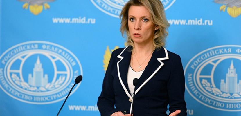 """روسيا: الانتقادات الأمريكية لموسكو بشأن محاربة داعش """"سخافة كارثية"""""""