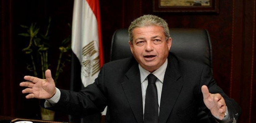 وزير الشباب والرياضة : السيسى يتابع المشروعات بالعاصمة الجديدة