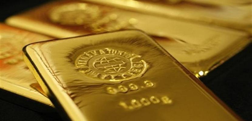 أسعار الذهب تتحول للارتفاع عند التسوية