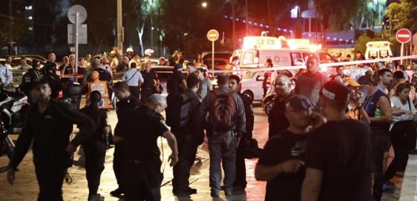 التلفزيون الإسرائيلي: صفارات الإنذار تدوي في تل أبيب