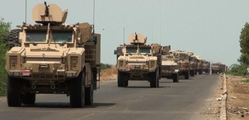 الجيش اليمني يتقدم إلى جبال مران بصعدة.. ويواصل توغله في الحديدة
