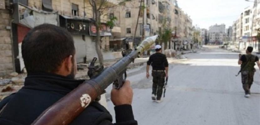 المسلحون في سوريا يحكمون قبضتهم ويفرضون اتفاقا على المعارضين في إدلب