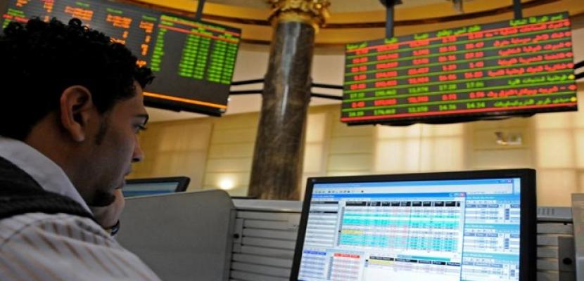 مشتريات الأجانب تقود البورصة لمكاسب 6ر2 مليار جنيه ومؤشرها يرتفع 55ر0%