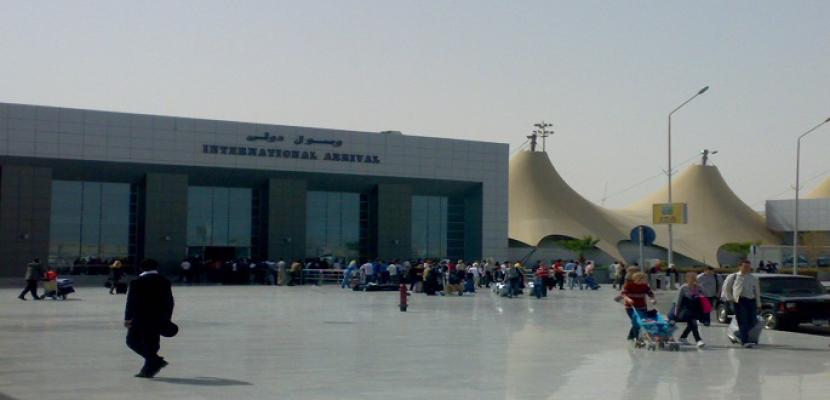 الوفد الروسي يتفقد الخميس الإجراءات الأمنية بمطار الغردقة