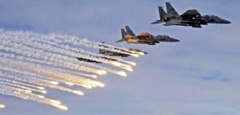 مقتل 9 مسلحين فى تدمير مركز عمليات لطالبان جراء غارات جوية بأفغانستان