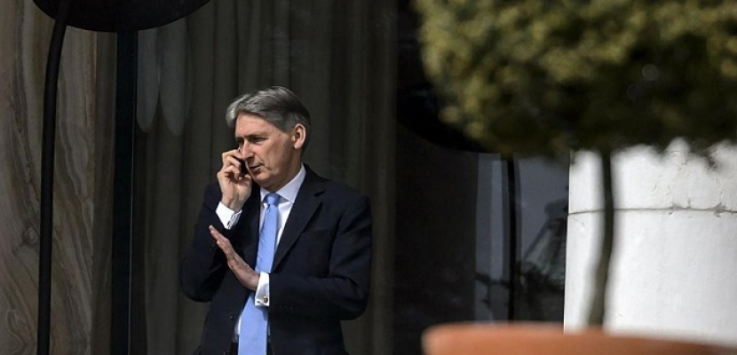 """التليجراف: وزير الخزانة البريطاني يستبعد إتمام """"بريكست"""" بدون اتفاق"""