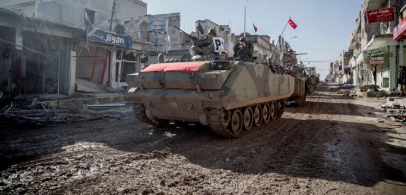 واشنطن تعلن رسمياً دعمها للعمليات العسكرية التركية فى سوريا