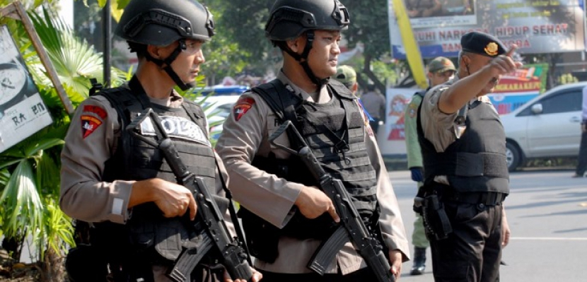 الشرطة الإندونيسية تعتقل 20 شخصًا في أعمال شغب بجاكرتا