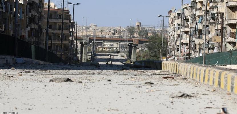 القوات السورية تقصف مخيم اليرموك جنوب دمشق .. وفصائل معارضة تعلن عن مصالحة في بلدة الضمير