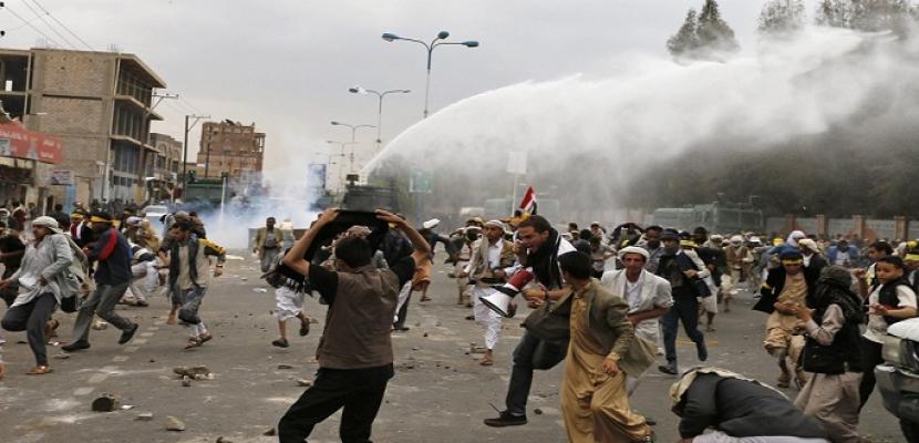 """""""الوطن"""" : عناصر من الحرس الثوري تقاتل بجانب مليشيا الانقلاب في حجة"""