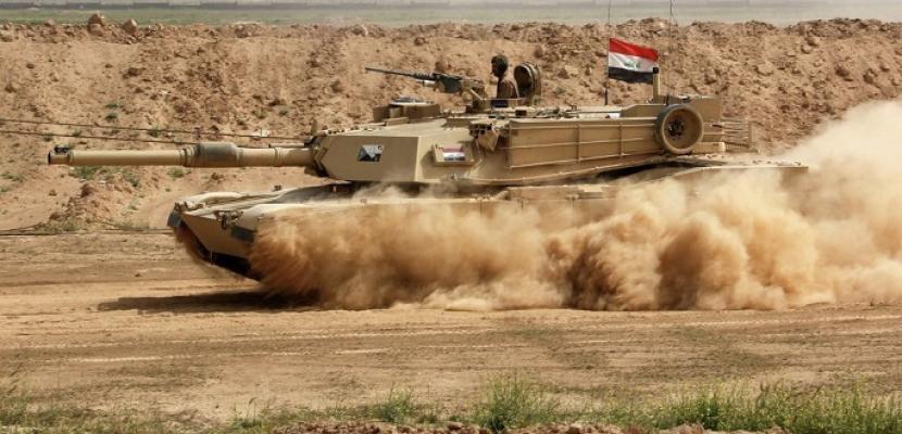 الجيش العراقى يعلن سيطرته على 80 % من شرق الموصل
