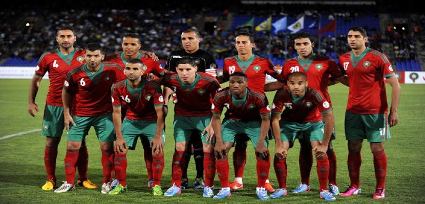 منتخب المغرب يواجه فنلندا وديًا استعدادًا لبطولة إفريقيا
